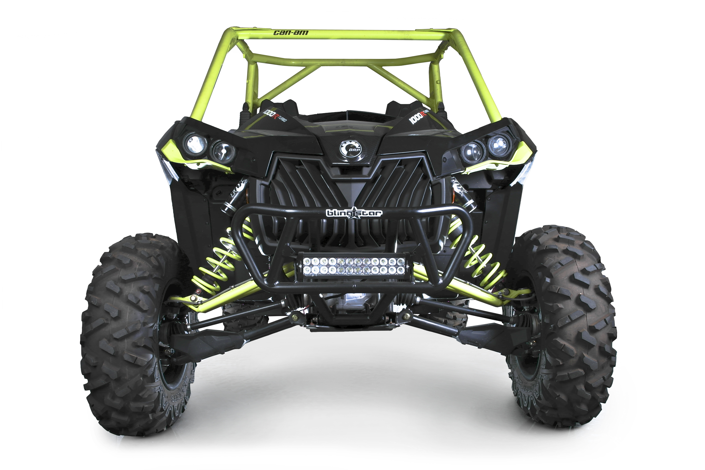 Can-Am Maverick and Maverick Max MOTO 1 Bumper