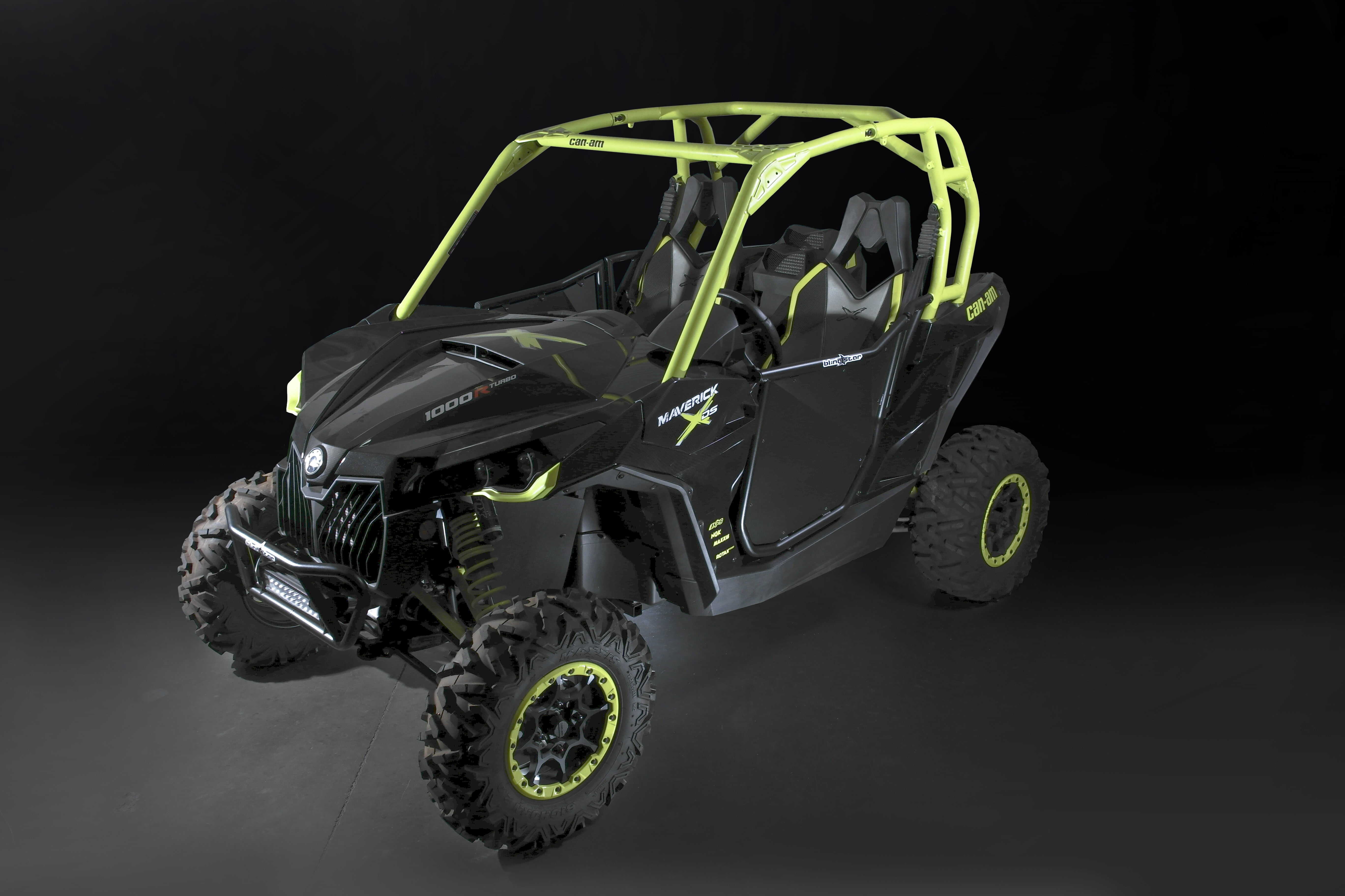 Can-Am Commander/Maverick Suicide Doors