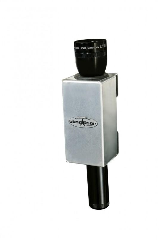 Flashlight Hanger