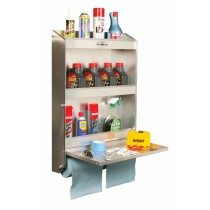 5 Star Cabinet with Workstation