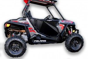 Polaris 900S and 900XC Suicide Doors