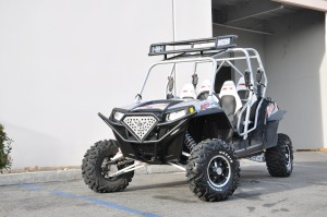 Polaris RZR S800/XP900 Roof Rack