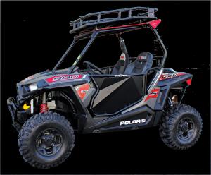 Polaris 900S and 900XC Roof Rack